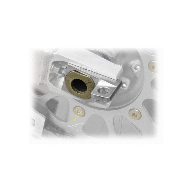 TM Designworks Axle Block Flag Holder Honda CR / CRF 125cc-450cc 2002-2016